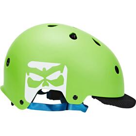 Kali Saha Commuter Helm green